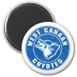 West Canaan Coyotes Magnets