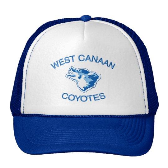 West Canaan Coyotes Trucker Hat