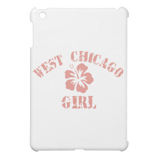 West Chicago Pink Girl Cover For The iPad Mini