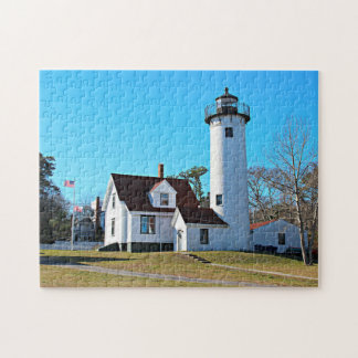 West Chop Lighthouse, Marthas Vineyard MA Puzzle