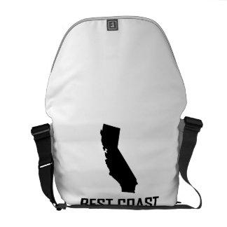 West Coast Best California Black Commuter Bags