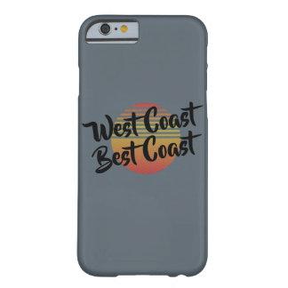 West Coast, Best Coast iPhone Case
