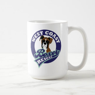 West Coast Boxer Rescue Mug