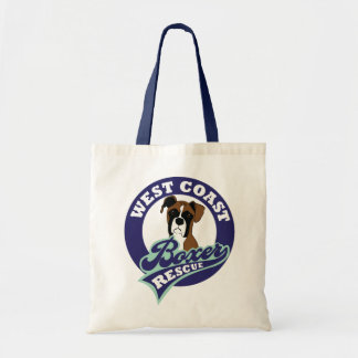 West Coast Boxer Rescue Small Tote
