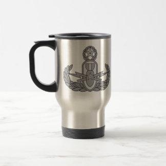 West Coast EOD w/Master EOD Badge Travel Mug