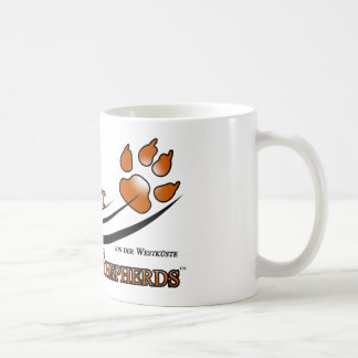 West Coast German Shepherds Fan Gear Coffee Mug