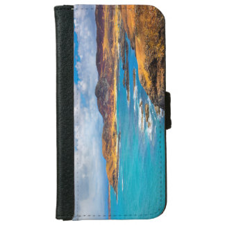 West coast of Scotland iPhone 6 Wallet Case
