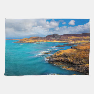 West coast of Scotland Kitchen Towel