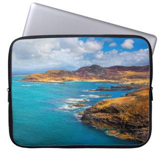 West coast of Scotland Laptop Sleeve