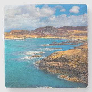 West coast of Scotland Stone Coaster