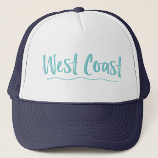 West Coast. Trucker Hat