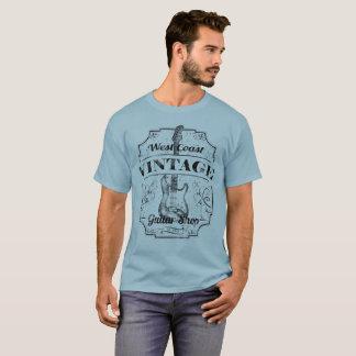 West Coast Vintage Guitar Shop T-Shirt