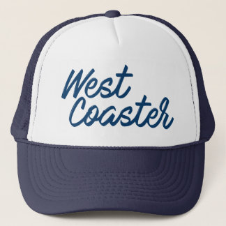 West Coaster. Trucker Hat