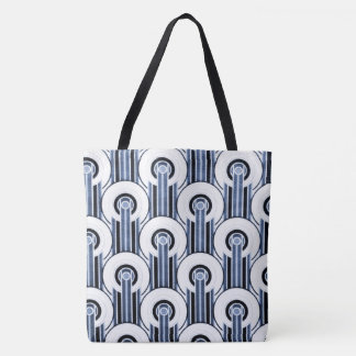 West End Blues Tote Bag