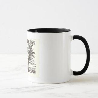 West End Cafe, Norfolk VA Mug