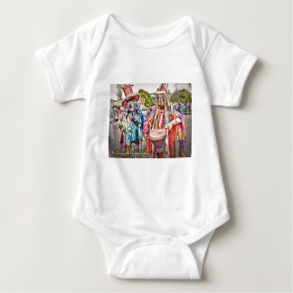 West End Masqueraders Musicians Virgin Islands Baby Bodysuit