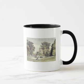 West End of the Serpentine, Kensington Gardens Mug