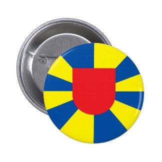 west flanders, Belgium 2 Inch Round Button