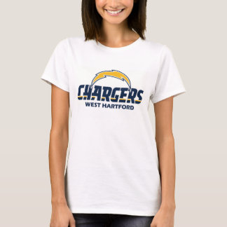 West Hartford Chargers Ladies T- Shirt
