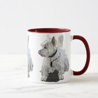 West Highland Morph Mug