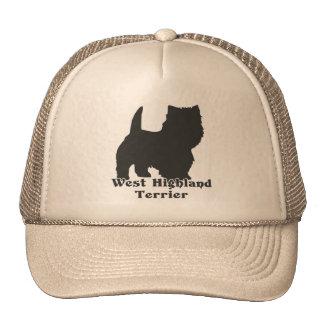 West Highland Terrier Trucker Hat