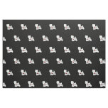 West Highland Terrier (Westie) Love Fabric