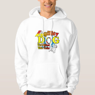 West_Highland_White_Terrier_Agility Hoodie