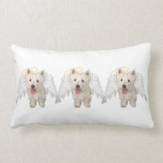West Highland White Terrier Angels PILLOW