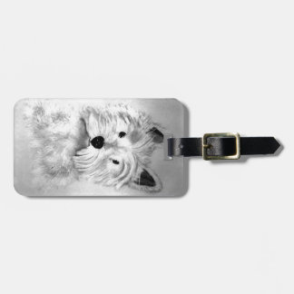 West Highland White Terrier Bag Tag