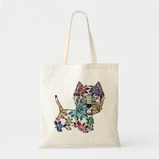 West Highland White Terrier - Colored Tote Bag