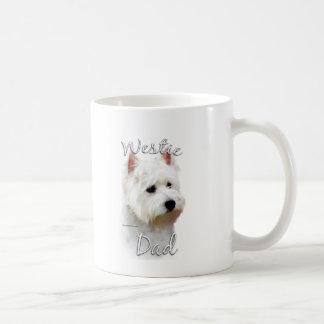 West Highland White Terrier Dad 2 Coffee Mug