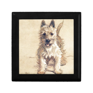 West Highland White Terrier Gift Box