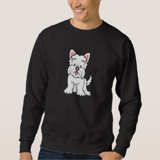 West Highland White Terrier Gifts and Merchandise Sweatshirt
