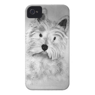 West Highland White Terrier iPhone 4 Case-Mate Cases