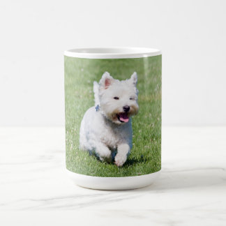 West Highland White Terrier, westie dog cute photo Coffee Mug