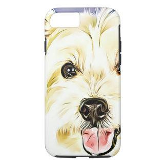 West Highland White Terrier,Westie,Dog,Puppy iPhone 8/7 Case
