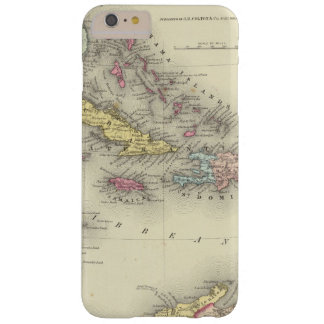 West Indies 13 Barely There iPhone 6 Plus Case