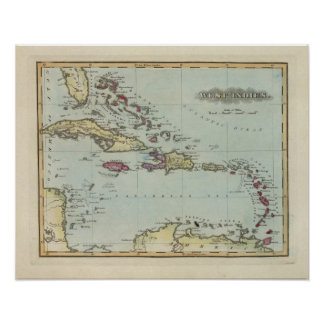 West Indies 21 Poster