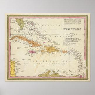 West Indies 9 Poster
