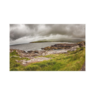 """West Ireland Coastline"" canvas prints"