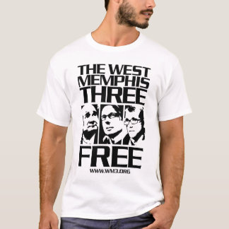 West Memphis Three. Free. Light T-Shirt