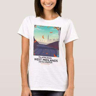 West Midlands, United Kingdom T-Shirt