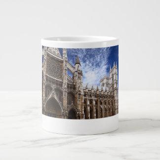 West Minster Abbey Mugs. Large Coffee Mug