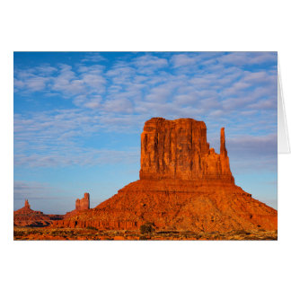 West Mitten Butte Card