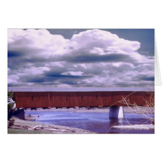 West Montrose Covered Bridge Card