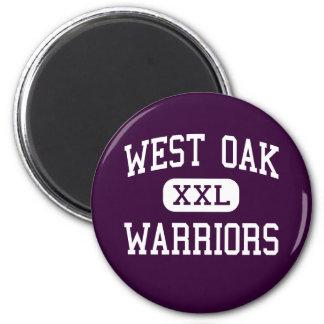 West Oak - Warriors - High - Westminster Magnet