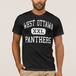 West Ottawa - Panthers - High - Holland Michigan T-Shirt