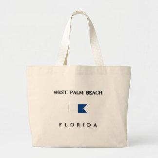 West Palm Beach Bag