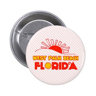 West Palm Beach Florida Pin