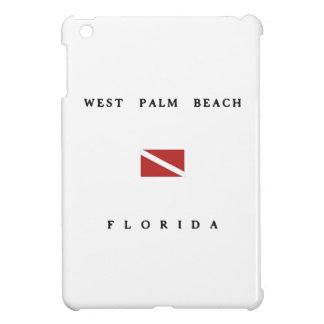 West Palm Beach Florida Scuba Dive Flag iPad Mini Covers